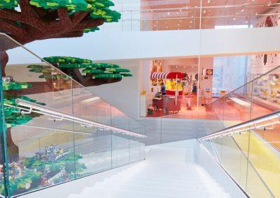 LEGO House, Denmark - Noraplan Uni, Stairtread Norament 926 Satura