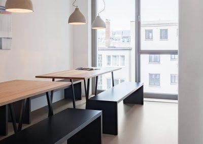 Blocher partners architects, Mannheim - Noraplan Uni
