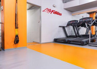 Life Fitness, Center Point 2 – Noraplan Sentica
